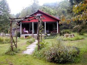 burnsville nc cabin